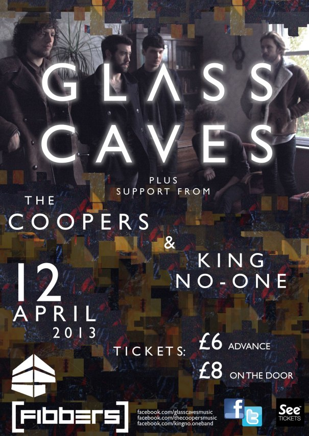 Glass Caves at Fibbers York