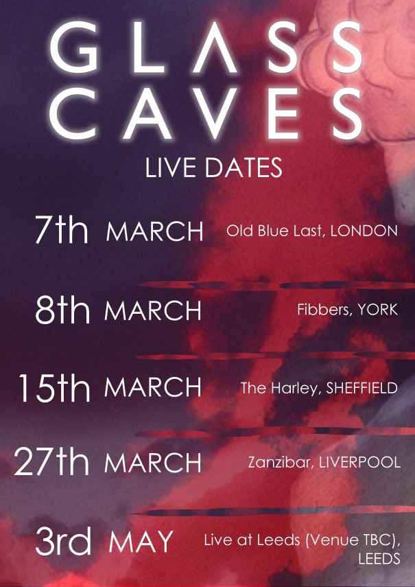 March Gigs - Click on the photo to get tickets