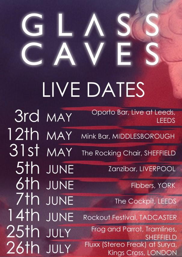 Summer Tour 2014 - Dates Now Up!